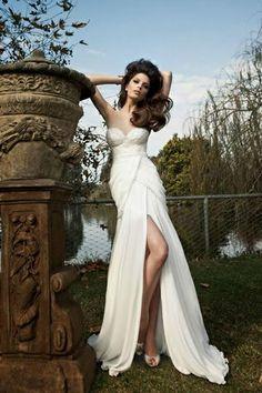Vestido branco...