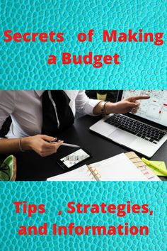 Ways of making a budget to make it easy
