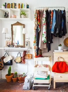 7 Storage Tricks You've Probably Never Thought Of+#refinery29