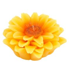 Sunflower Candle Adds More Spring to Your Home