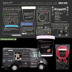 If Its Hip, Its Here: Hot Design and Branding For A Cold Product: Batch Ice Cream