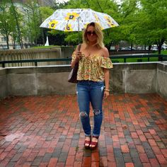 Chacos&Chanel: April Showers Bring May Flowers
