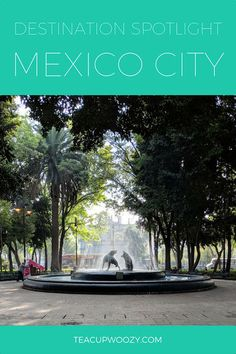 Destination Spotlight + Budget Tips: Mexico City. Click for great tips for Mexico City and how to keep costs low.