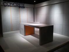 Maison & Objet Sept 2012 - Concrete by LCDA