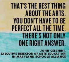 38 Most Inspiring Arts Education Quotes Images Creativity
