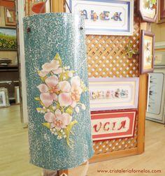 nuevas tejas decorativas!! :-) Son para ti...para tu hogar o para hacer ese regalo especial que estás buscando!!