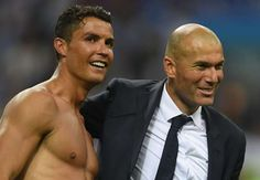 All clubs have small sections of embarrassing supporters but is there any more ungrateful group than the few Real Madrid fans who regularly boo Cristiano Ronaldo and Zinedine Zidane?