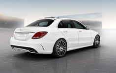 Mercedes AMG Style rear