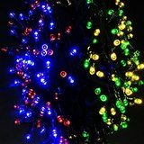 TrendBox - 10M 32ft Colorful Solar Energy Powered 100 LED String Fairy Bright Light Decorative Atmosphere Lamp... christmas deals week