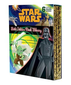 Love this The Star Wars Little Golden Book Library Boxed Set on #zulily! #zulilyfinds