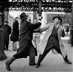 Insider Look at the Work of Famous Street Photographers: New ...