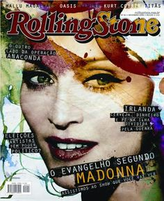 Capas RS Brasil 26 - Madonna
