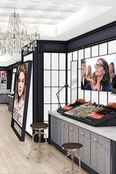 Bobbi Brown and Clinique's new Covent Garden stores offer solutions-based beauty on tap