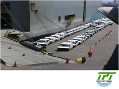 TUXPAN PORT TERMINAL. Ofrecerá el servicio más especializado y eficiente en carga y descarga de contenedores, automóviles y carga general, para los complejos industriales ubicados en los estados cercanos al puerto de Tuxpan, Veracruz. Así mismo, podremos brindar servicios a las armadoras de autos ubicadas en el Valle de México, Zona Centro y Bajío del país. #tpt