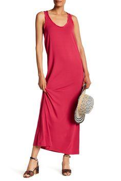 39df8383f1b Solid Racerback Maxi Dress. Racerback Maxi DressNordstrom RackTop Designer  BrandsTommy BahamaMaxi DressesTopsClothesStyleNordstrom Dresses