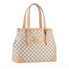 Louis Vuitton Damier Canvas Handbag LV N53692