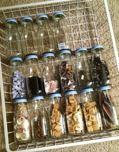 The next time you get ready to toss that bottle in the garbage, spare the landfill and upcycle it into something creative, clever, useful and fun.