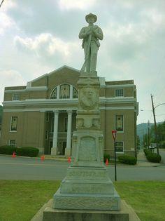 Hinton Confederate Memorial, Hinton, WV