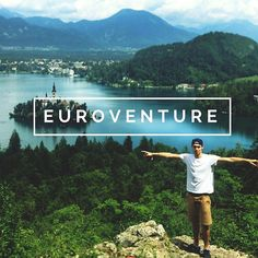 Make summer 2016 your best one yet! We've got new routes up meaning that #Europe has never been easier to explore. Euroventure.eu  #travel #explore #go #interrail #interrailing #summer2016 #2016 #adventure #euroventure