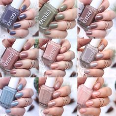 essie - wild nudes LE Vergleiche aller 9 Faben - comparisons  on www.inlovewithlife.de    #essie, #essienista, #wildnudes, #wildnudescollection, #Vergleiche, #comparisons, #swatches, #limitededition,