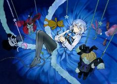 Echo-chan Pandora Hearts.
