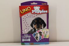 New Collector's Uno Puppies Edition in Tin Custom Cards Special Card Game Puppy | eBay $14.99