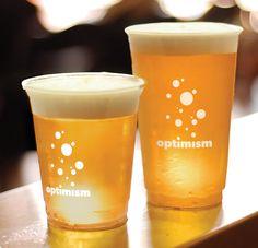 Optimism Brewing | Chermayeff & Geismar & Haviv