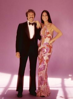 Sonny and Cher, a love to last a lifetime. Or a year or two.                                                                                                                                                     More