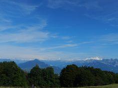 Vu Mont Blanc