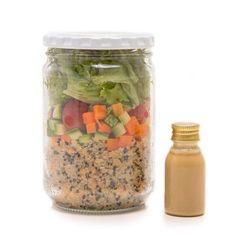 salada-detox Juice Bottles, Lactose, Drinks, Food, Cold Pressed Juice, Cinnamon Bread, Gluten Free Diet, Juices, Jars