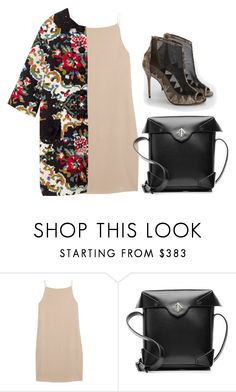 """""""Tapestry"""" by cherieaustin ❤ liked on Polyvore featuring T By Alexander Wang, Dolce&Gabbana, MANU Atelier, Ted Baker, women's clothing, women, female, woman, misses and juniors"""