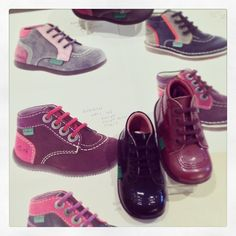 Kid's Shoes Collection for girls autumn/winter 2015 #maniet #Luxus #kids #shoes #autumn2015 #winter2015 #kickers #layout