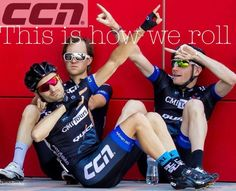 Team sponsors CCN using our content to promote their brand.