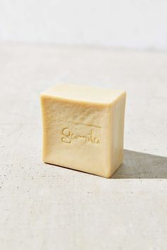 Gamila Secret Cleansing Bar with Lavendar scent - Urban Outfitters