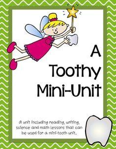 Toothy Mini Unit $5.00