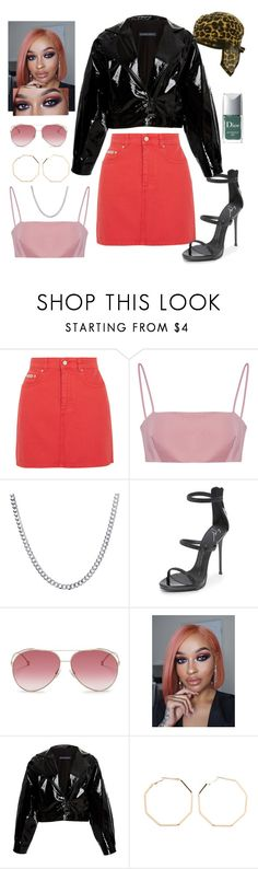 """""""Music Video 💿🎬🎶"""" by vernisgal ❤ liked on Polyvore featuring AlexaChung, Giuseppe Zanotti, Fendi, Zeynep Arçay, Forever 21 and Christian Dior"""