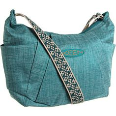 Love the color and style of this purse!