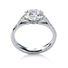20 Best Modern Classic Engagement Rings Images On Pinterest