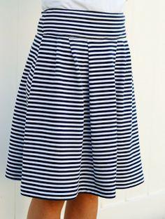 cute knit skirt
