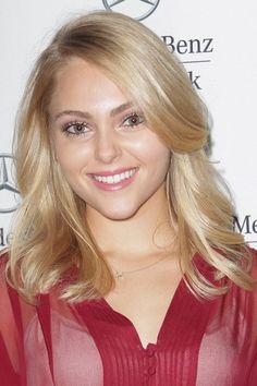 annasophia robb hairstyles   Anna Sophia Robb - Award for best blonde shade
