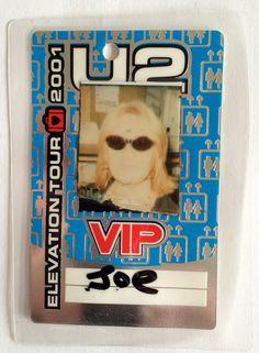 U2 Elevation Tour Anaheim