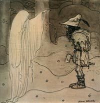 John Bauer Art: Trolls, Fairy Tales and Folk Tales - Swedish (1882 - 1918)