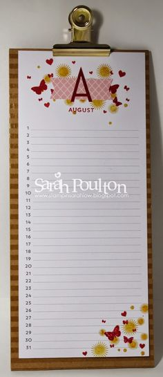 Projektset Kalenderkunst \u2013 Teil 2 Pinterest November, Birthday - Perpetual Calendar Template