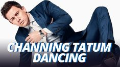 CHANNING TATUM DANCING - BEST THING EVER!!!