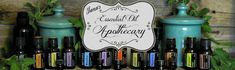 Jana's Essential Oil Apothecary - Top 8 Essential Oils for Your Next Adventure
