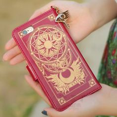 Anime Card Captor Sakura Wallet Cover Case Skin FOR Apple Iphone 6 6s 6PLUS 5 5s | eBay