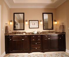 Vanity Mosaic Tile Square Mirror On Wall Light Brown Granite Vanity Tops Black Master Bath Cabinet Master Bathroom Floor Plans Dual Mirror Frame