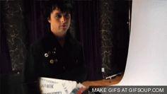 Billie Joe Armstrong. Green Day