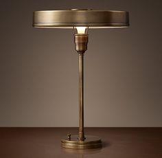Emil Metal Table Lamp