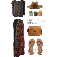 Sin título #851 by rorobiebs on Polyvore featuring Enza Costa, ASOS, Lulu Frost, rag & bone and Shop Succulents